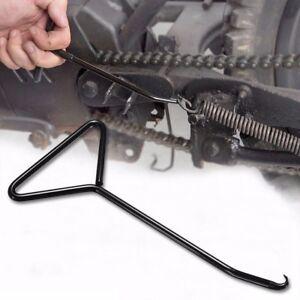T-Handle-Exhaust-Stand-Spring-Hook-Puller-Tool-Motocross-Motorcycle-Kart-Bike-WT