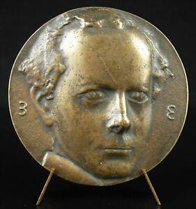 Medal-Hungarian-Hungary-Hungaroton-Aranylemez-034-Hungary-c1970-Artist-Famous