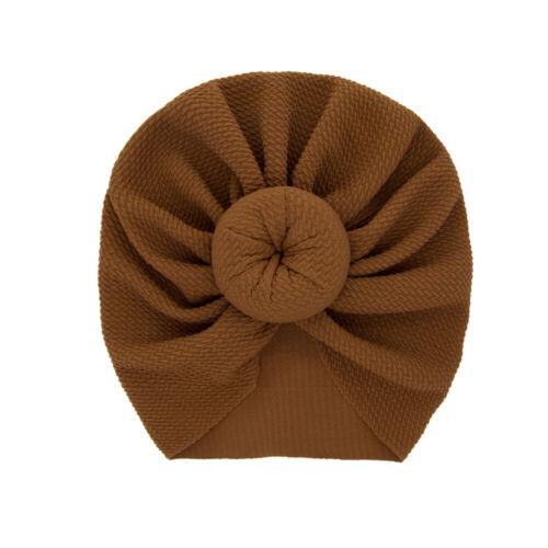 Winter Warm Cap Beanie  Cotton  Hat  Turban  Newborn Toddler  Baby Boy Girl