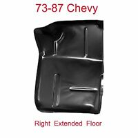 73 87 Right Extended Floor Pan, Fits Chevy Gmc, Truck, Suburban, Blazer, Jimmy