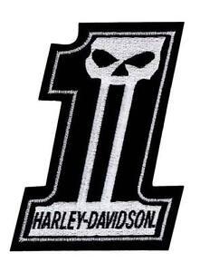 "HARLEY Davidson Toppa//Patch modello /""STREET GLIDE/"" dimensioni circa 10,0 CM x 5,1 cm"