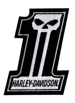 HARLEY DAVIDSON N.1 PATCH-TOPPA