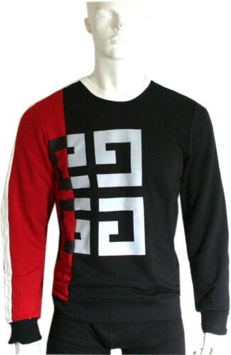 Givenchy Black Color Shirt Long Sleeve Cotton Swea