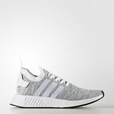 item 2 NEW MEN\u0027S ADIDAS NMD R2 PRIMEKNIT SHOES [BY9410] WHITE//WHITE-BLACK  -NEW MEN\u0027S ADIDAS NMD R2 PRIMEKNIT SHOES [BY9410] WHITE//WHITE-BLACK