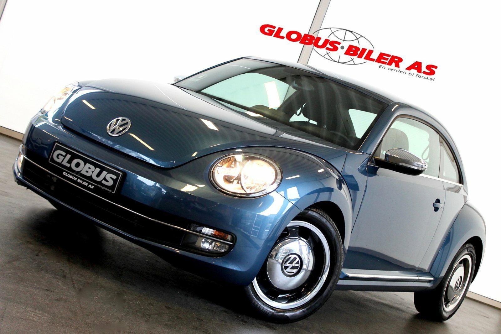 VW The Beetle 1,2 TSi 105 Life 2d - 184.900 kr.