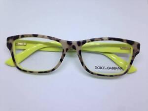 Glasses Leopardati Lunettes Vista Unisex Da Occhiali Dolce Sur E Dg3208 Gabbana Détails QthrdCs