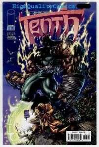 TENTH #3, NM+, Tony Daniel, Image Comics, 1997, Monster, more in store