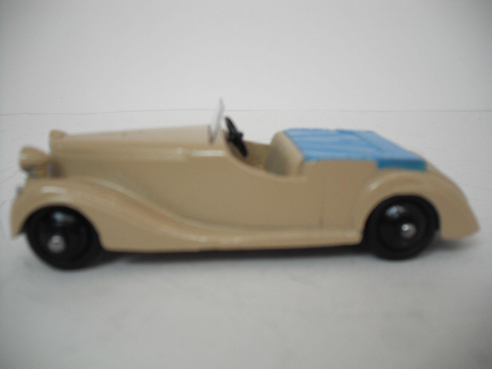 están haciendo actividades de descuento Vintage Dinky Juguetes  38b-G Sunbeam-Talbot por Meccano Diecast Diecast Diecast Coche. restaurado Raro  descuento de ventas en línea
