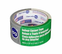 Intertape Polymer Group 9971 Double-sided Vinyl Indoor Carpet Tape, Natural