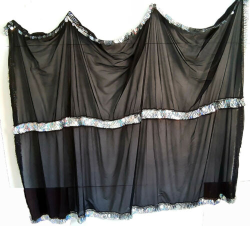 Melaya Laff Leff Baladi Iskandaran Egyptian BellyDance veil 77225