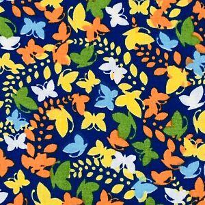 "Birds /& Flowers 44/"" Wide High Quality JOANN 100/% Designer Quilting Cotton"