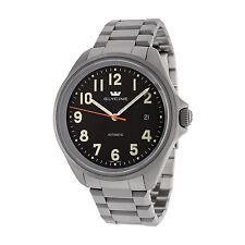 NEW Glycine Combat 7 Swiss Automatic Sandblasted Steel Watch 3898.19AT6.SB-MB