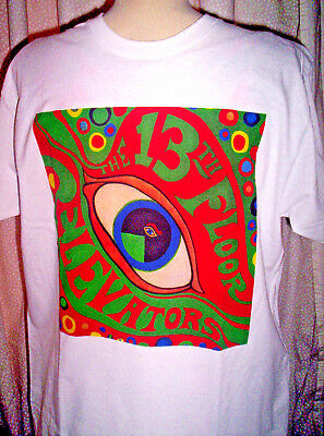 Blue Cheer t-shirt iron butterfly pentagram mc5 13th floor elevators moby grape