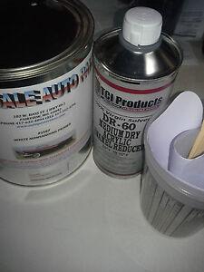 Image Is Loading Nonsanding Direct To Metal White Primer Sealer Quart