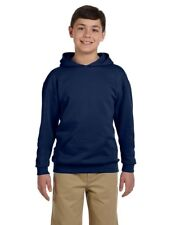 Fruit of The Loom Mens Blank Fleece Pullover Hooded Sweatshirt ...