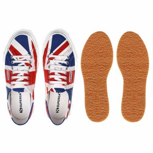 Superga LE SUPERGA Man Woman 2750-COTU FLAG UNITED KINGDOM Leisure Sneaker