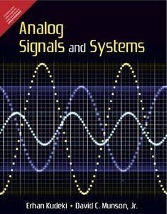 analog signals and systems kudeki pdf