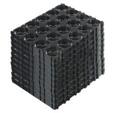 10pc 18650 Battery 4x5 Cell Spacer Radiating Shell Plastic Holder Bracket 1 C3s4