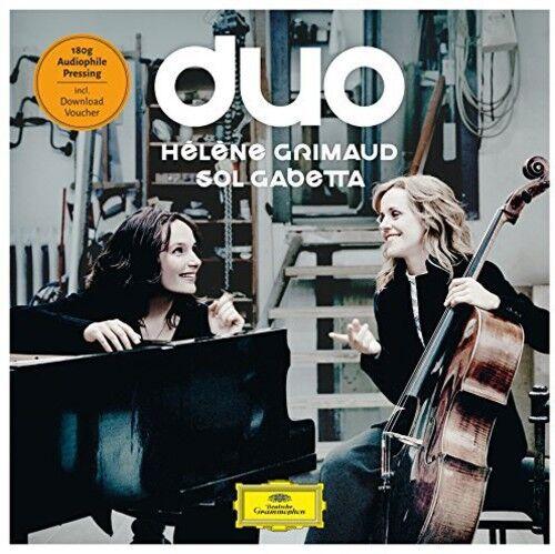 Grimaud / Gabetta - Duo (Schumann/Debussy/Shostakovich/Brahms) [New Vinyl LP] Lt