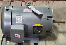Baldor Electric Motor Jmm3711t 10 Hp 3490 Rpm 208 230460v 3ph Tefc