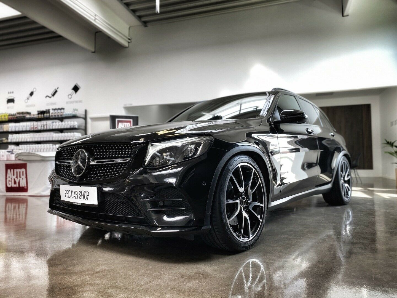 Mercedes GLC43 3,0 AMG aut. 4-M 5d