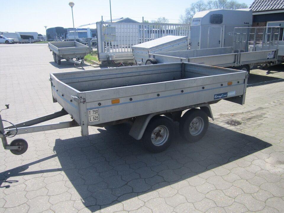 Trailer Brenderup 3250 Easy, lastevne (kg): Brenderup