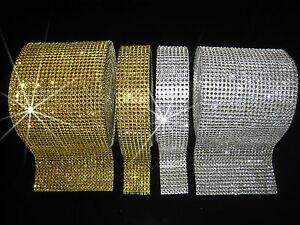 Strassband strassborte dekoband glitzerband hochzeit deko for Deko wohnzimmer gold silber
