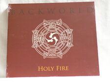BACKWORLD Holy Fire Joseph Budenholzer NEW SEALED CD