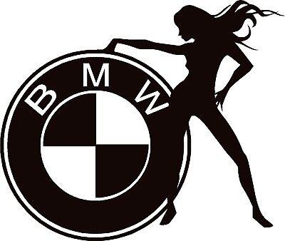 VAUXHALL GIRL BADGE LOGO FUNNY CAR STICKER DECAL VINYL WINDOW GSI SRI GTE SXI