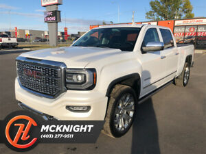 2017 GMC Sierra 1500 Denali/Leather/Sunroof/Back up cam/Heated Seats
