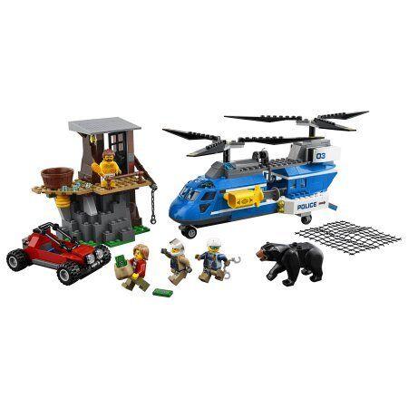 LEGO City Mountain Arrest 60173 W