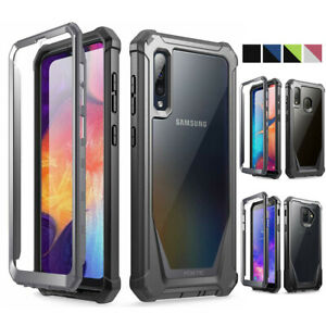 Galaxy-Note-10-Plus-A20-A50-A6-Case-Poetic-Hybrid-Bumper-Shockproof-Cover