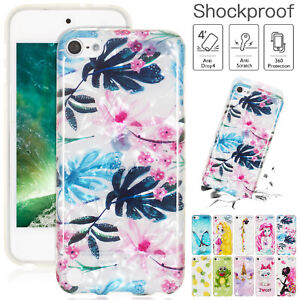 For-iPod-Touch-6th-5th-Gen-Case-Soft-Rubber-Gel-TPU-Shockproof-Pattern-Cover