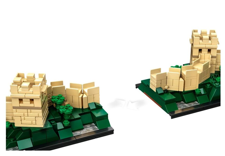 Lego Architecture, 21041 Great Wall of China