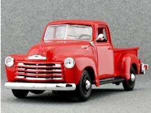 CHEVROLET 3100 Pick up - 1950 - redorange - Maisto 1:25