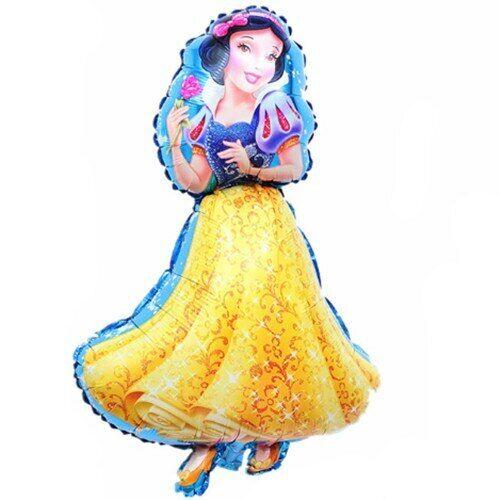 """Giant 36/"""" Disney Princesse Ballon Hélium Fête D/'Anniversaire Cendrillon Belle Elsa UK"""