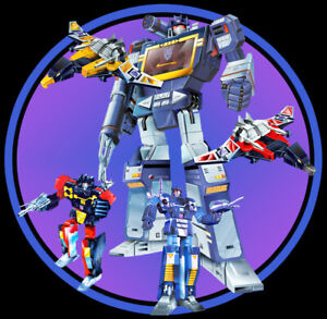 80s Transformers Classic Decepticon Soundwave Toy Art custom