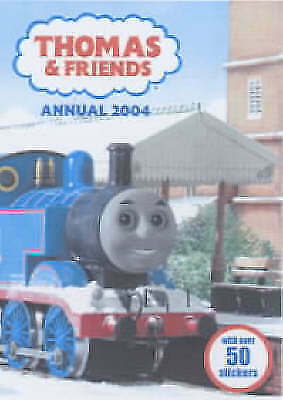 unknown, Thomas and Friends Annual 2004, Hardcover, Excellent Book