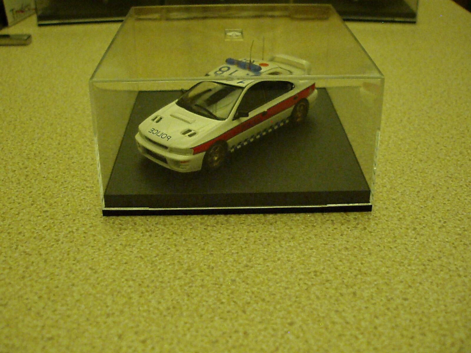 Trofeu 624 Subaru Impreza WRX Humberside Police (GB) 1 43 Untouched