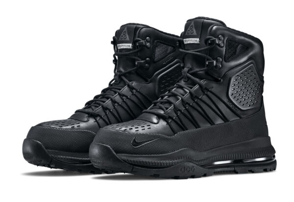 06db55e4060fc Nike Zoom Superdome BOOTS All Conditions Gear Black Men Size 10 654886-040  for sale online