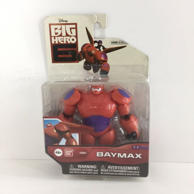 Big Hero 6 Baymax Action Figure For Sale Online Ebay