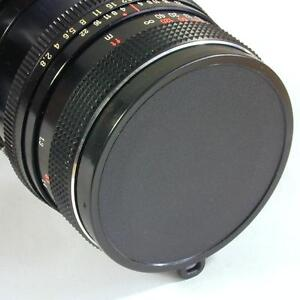 Frontdeckel-Slip-On-Lens-Cap-f-Biometar-2-8-120-Pentacon-Six-Heliopan-70mm