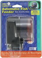 Penn-plax Daily Double Ii Battery-operated Automatic Fish Feeder , New, Free Shi on sale