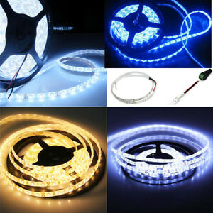 3528 5050 Led Adhesive Cuttable Strips Tape Lights Under