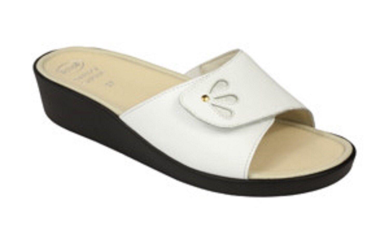 scholl, mémoire sandales marietta mémoire scholl, amortir mules - blanc - 2018 taille 6 / 39 44622e