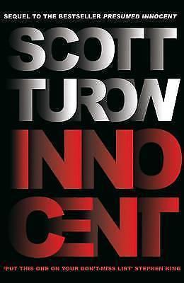 """AS NEW"" Innocent, Turow, Scott, Book"