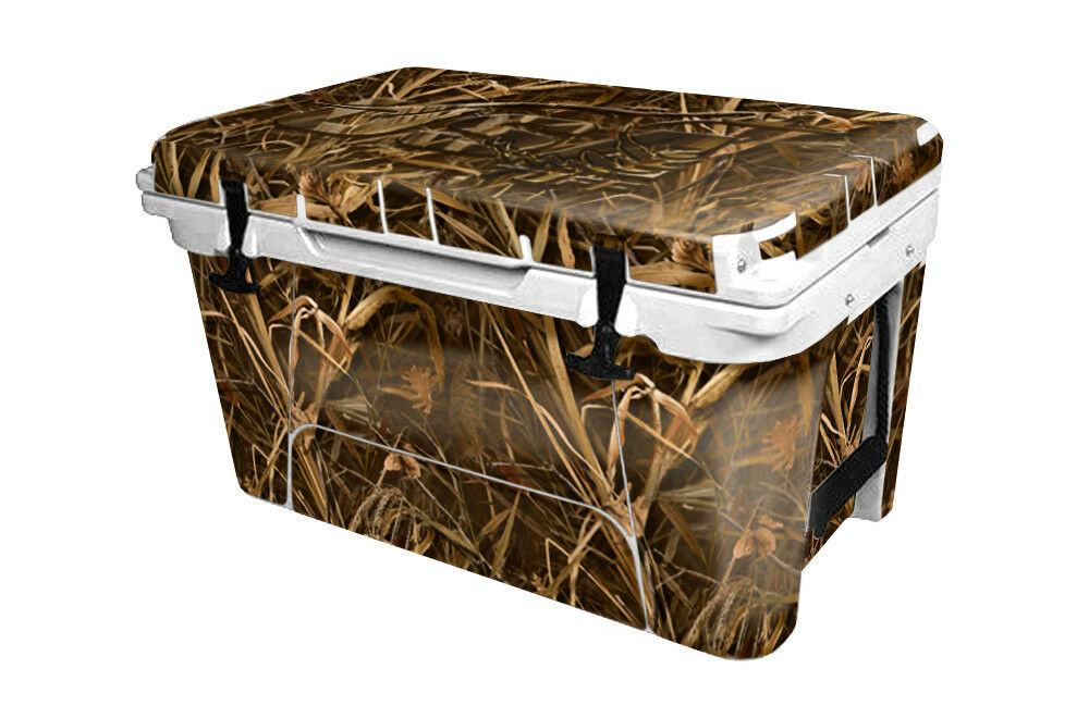 RTIC Wrap  Fits Old Mold  65qt Cooler 24mil Full Kit Wing Camo