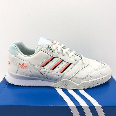 bebé precio asombroso envío gratis Adidas Originals A.R. Trainer White Mint Orange New 3 Stripes Men ...