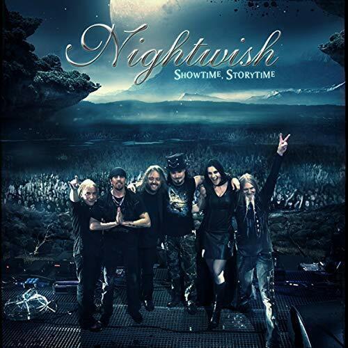 Showtime, Storytime, Nightwish, Audio CD, Nuevo, Libre
