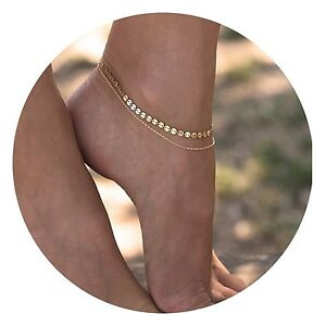bracelet gold ankle or and plumeria heavenlytreasuresjewelry anklet only bracelets